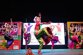 Indian dance Competition