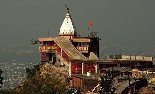 IEFF UP Tour:Chanda Devi Temple