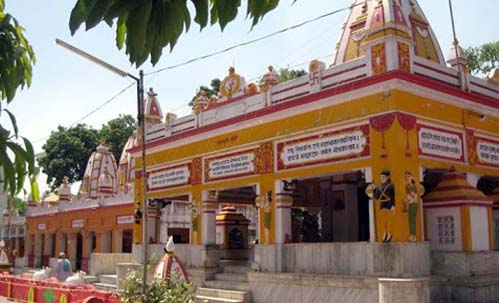 IEFF UP Tour:Maya Devi Temple